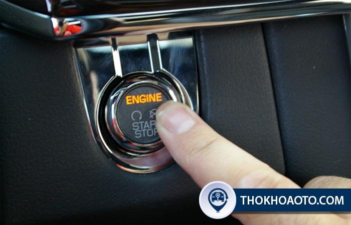 hướng dẫn sử dụng chìa khóa ô tô thông minh