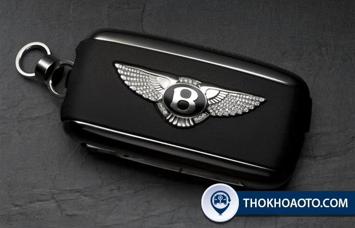 Làm chìa khóa xe Bentley