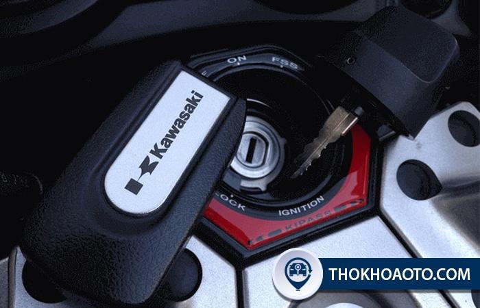Làm chìa khóa xe Kawasaki - Thợ Khóa Ô Tô