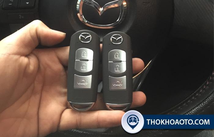 Làm chìa khóa xe Mazda - Thợ Khóa Ô Tô