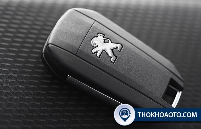 Làm chìa khóa xe Peugeot - Thợ Khóa Ô Tô