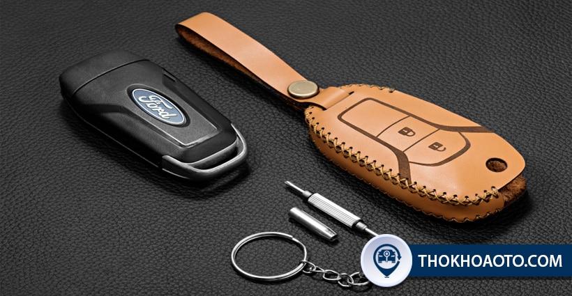 Bao da chìa khóa ô tô