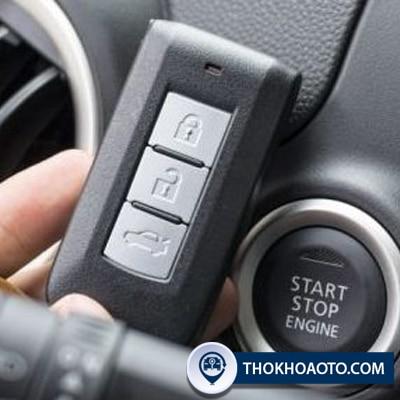 hướng dẫn sử dụng chìa khóa thông minh cho ô tô