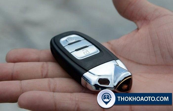 làm chìa khóa ô tô lamborghini