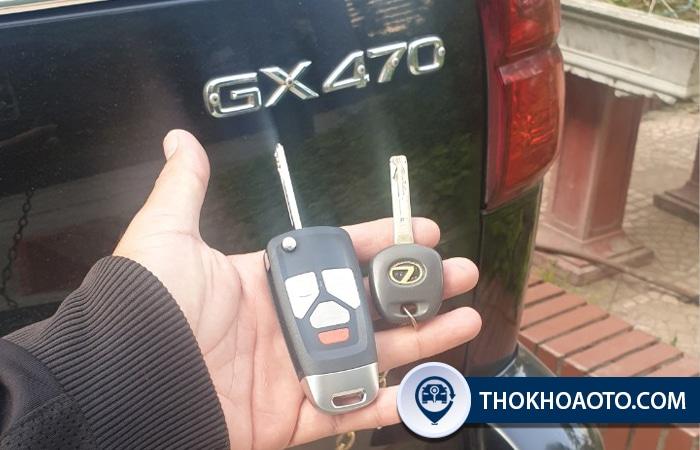 lợi ích khi làm chìa khóa điện ô tô