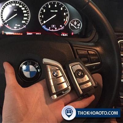 Làm chìa khóa xe BMW