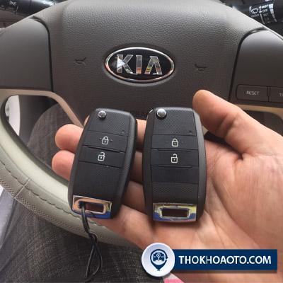 Làm chìa khóa xe Kia