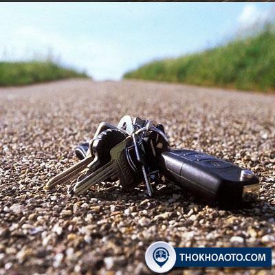 mất chìa khóa ô tô phải làm sao