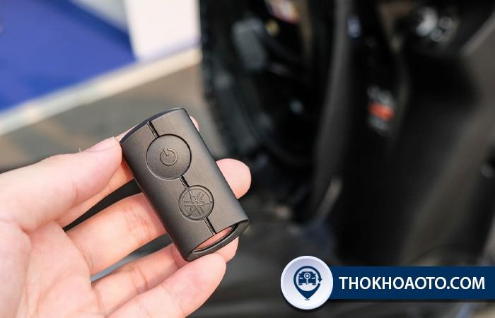 Làm chìa khóa smartkey Yamaha - Thợ Khóa Ô Tô