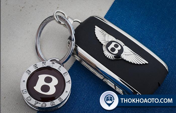 Làm chìa khóa xe Bentley - Thợ Khóa Ô Tô