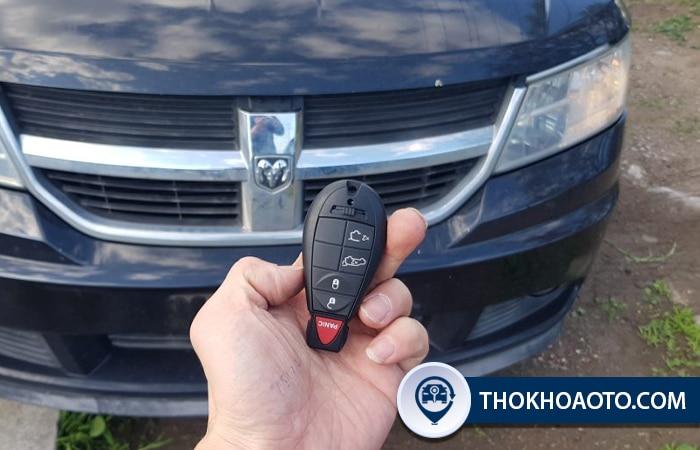 Làm chìa khóa xe Dodge - Thợ Khóa Ô Tô