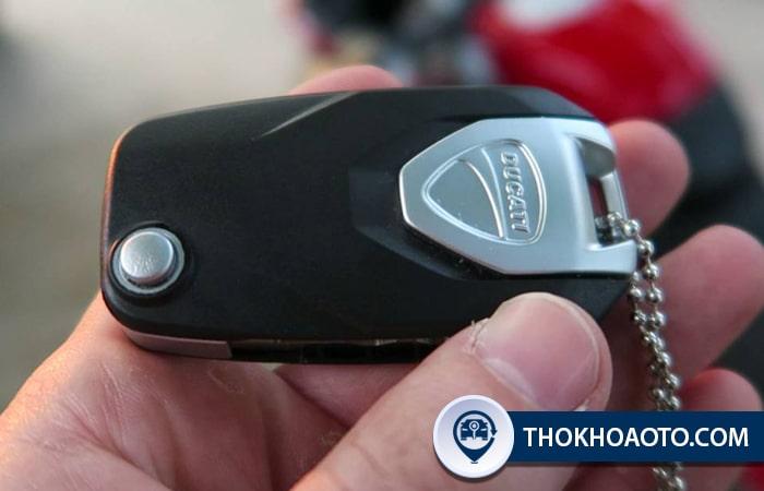 Làm chìa khóa xe Ducati - Thợ Khóa Ô Tô