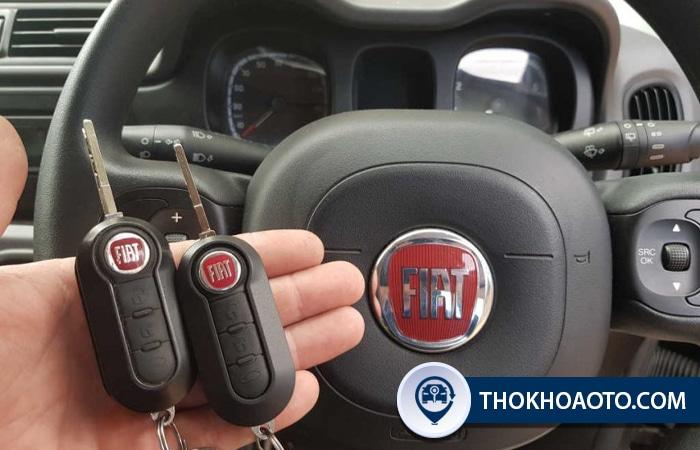 Làm chìa khóa xe Fiat