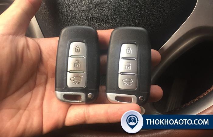 Làm chìa khóa xe Hyundai - Thợ Khóa Ô Tô