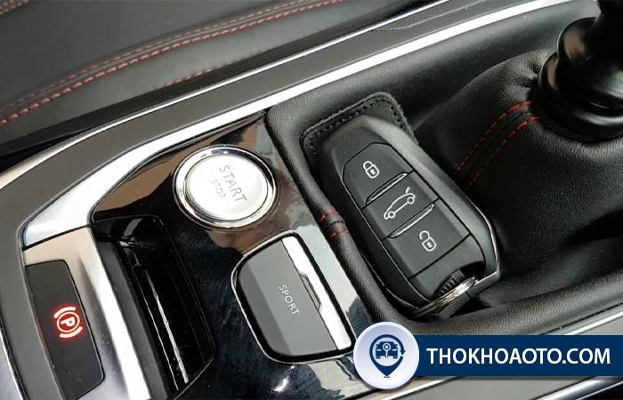 Làm chìa khóa xe Peugeot