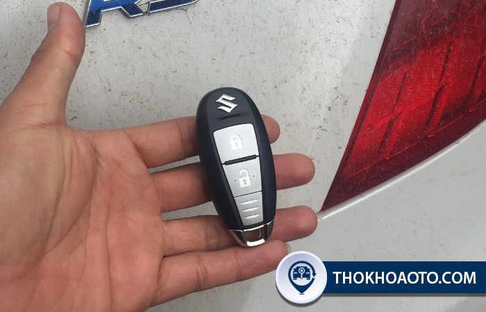 Làm chìa khóa xe Suzuki