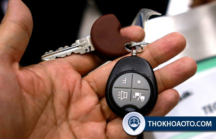 Chìa khóa xe Vespa