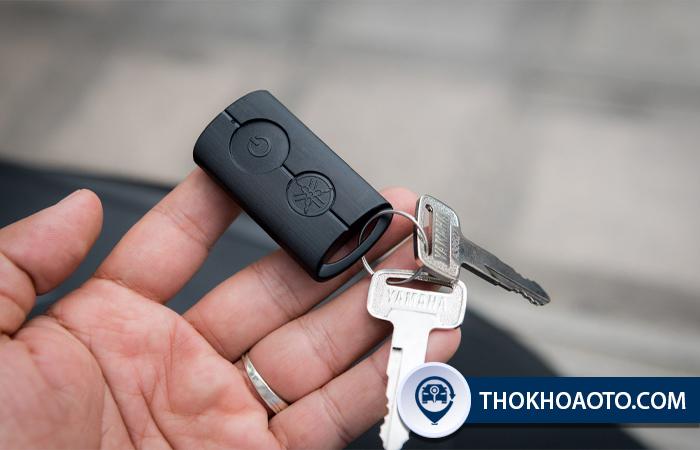 Làm thêm chìa khóa smartkey Yamaha - Thợ Khóa Ô Tô