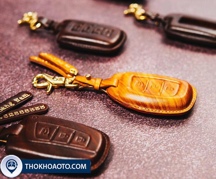 Bao da chìa khóa ô tô - Thokhoaoto.com
