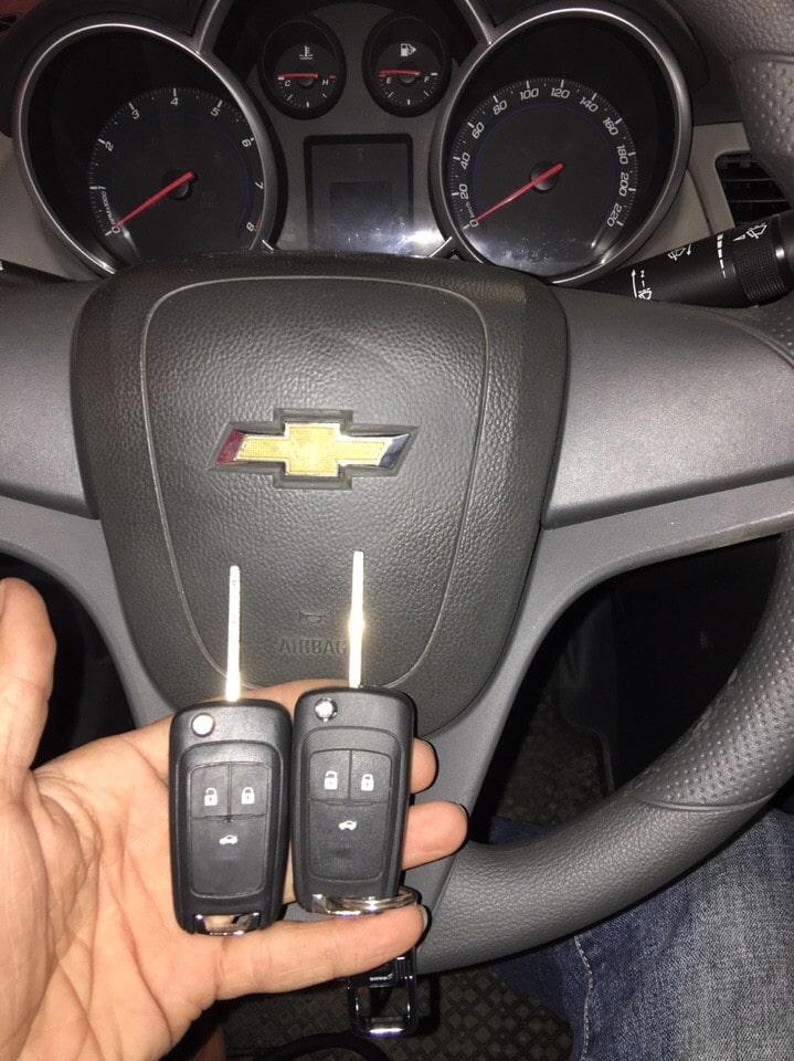 Bán phôi chìa khóa ô tô