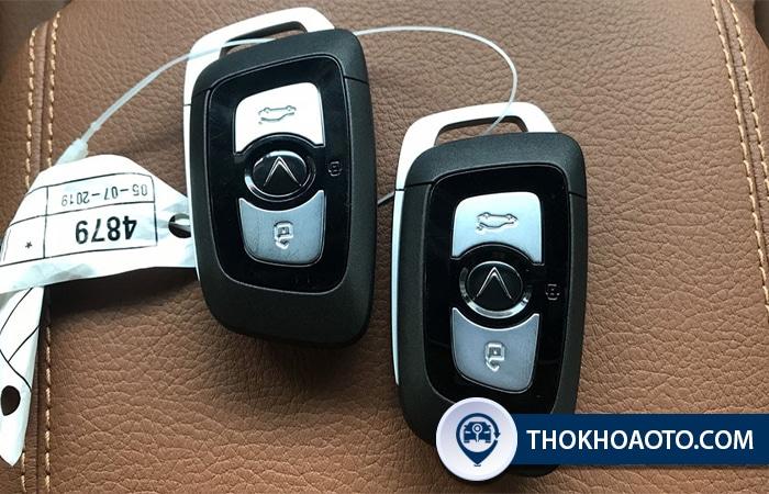 Đánh chìa khóa smart key