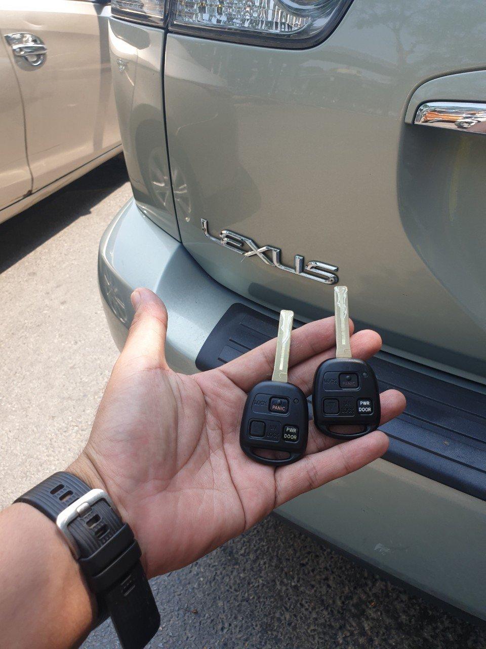 Mất chìa khóa xe ô tô phải làm sao?