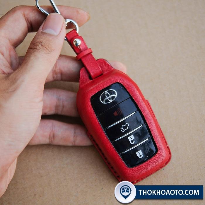 bao da chìa khóa thông minh innova