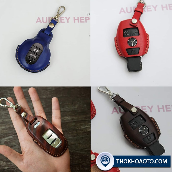 Bao da chìa khóa xe hơi
