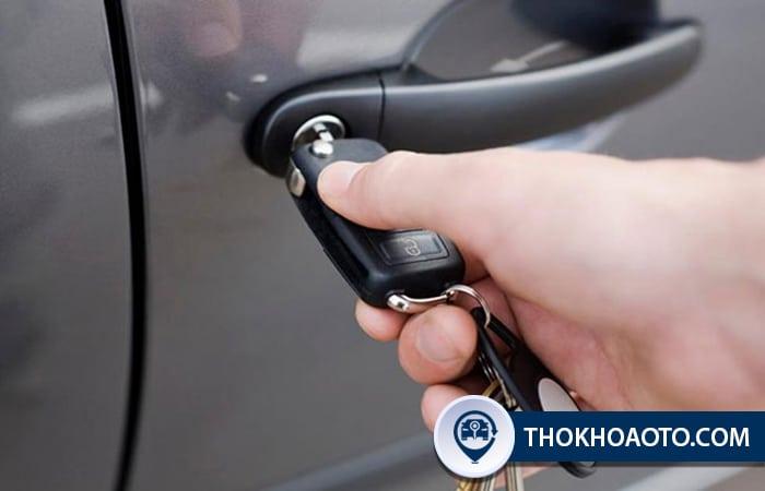 Sửa chìa khóa remote xe hơi